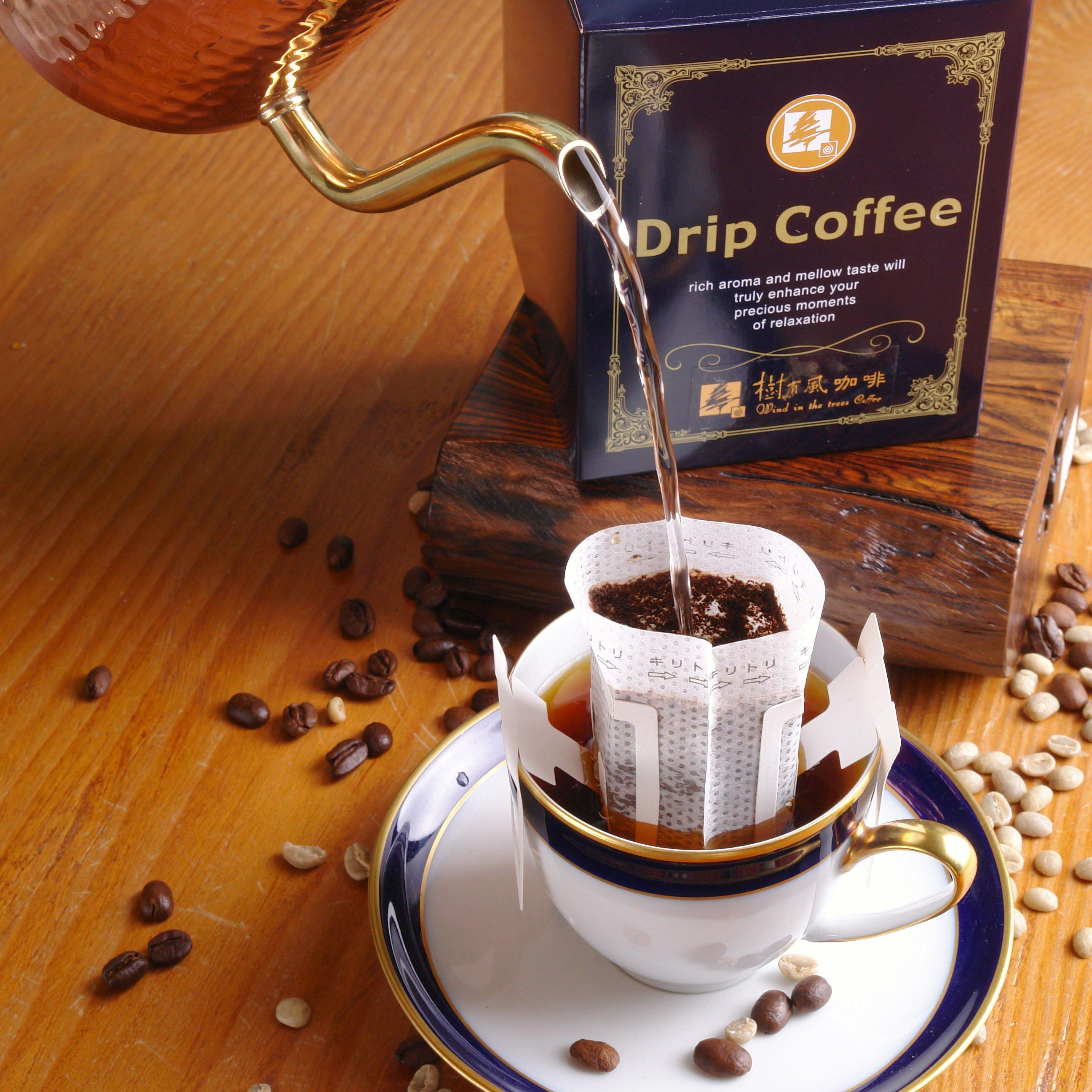 咖啡濾泡包