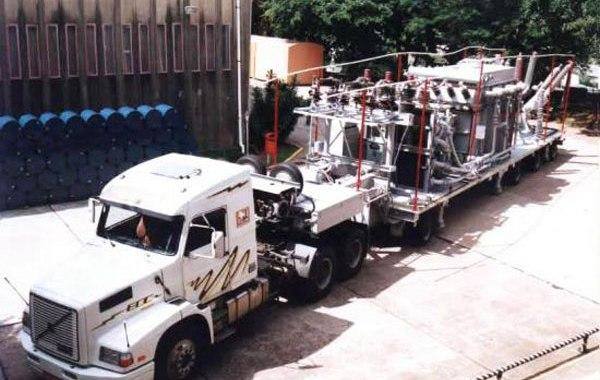Subestação Móvel ABB Para Bandeirante Energia