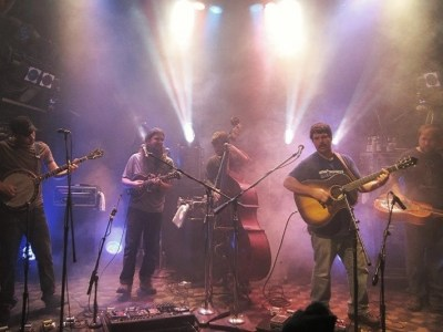 Greensky Bluegrass Announces Red Rocks Show With Fruition