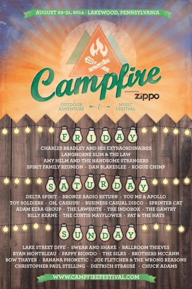Campfire Festival