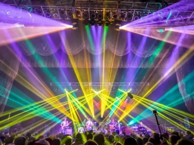 Umphreys McGee Hits Madison