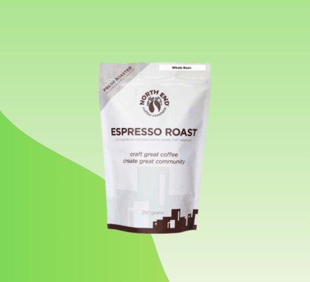 North End Coffee Roasters Bean French Roast | Treevaly.com