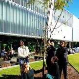 Cork Tree and Society members