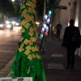 Green Giving Tree - Detail