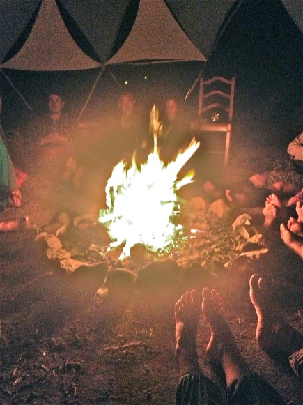Terra Alta fire Circle