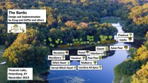 The banks development, Treasure Lake Design