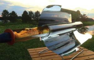 GoSun Solar Stove: A Revolutionary cooker from my mates http://www.gosunstove.com