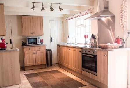 Bethel Cottage Kitchen