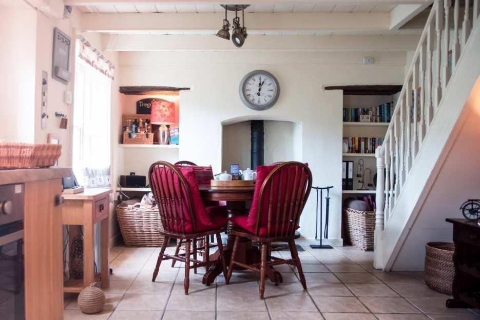 Bethel Cottage Seating Area