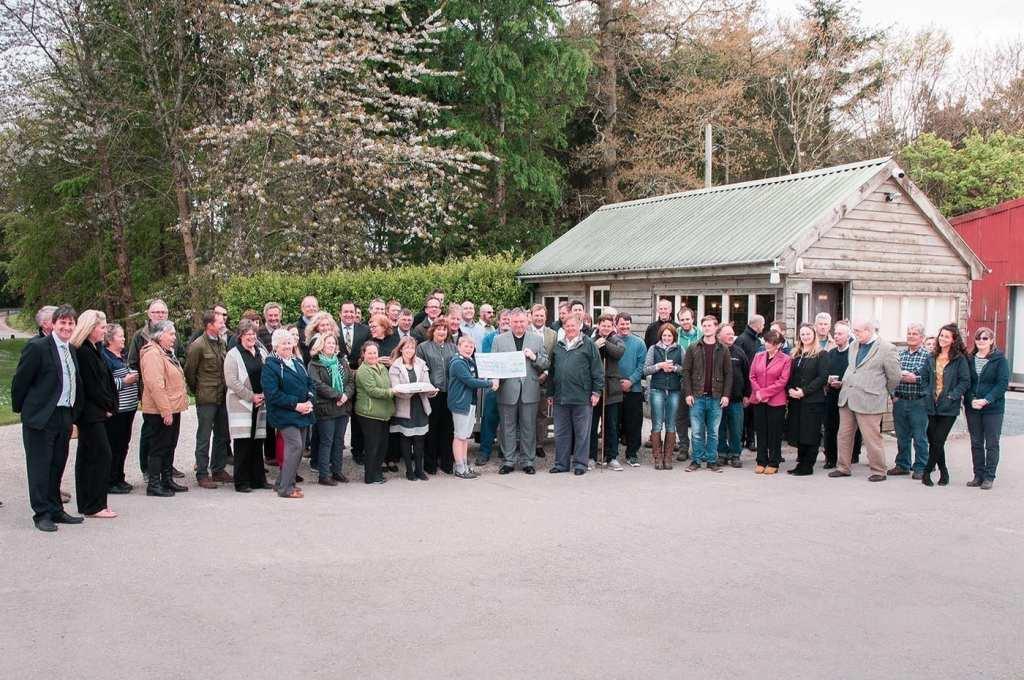Charity Garden Opening