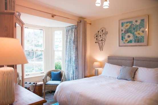 Coombe Villa Bedroom 1