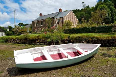 Holly Cottage Boat