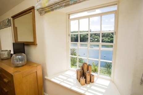 Penjerrick Cottage Bedroom View