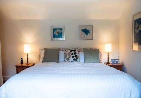 Riverside Cottage Bedroom