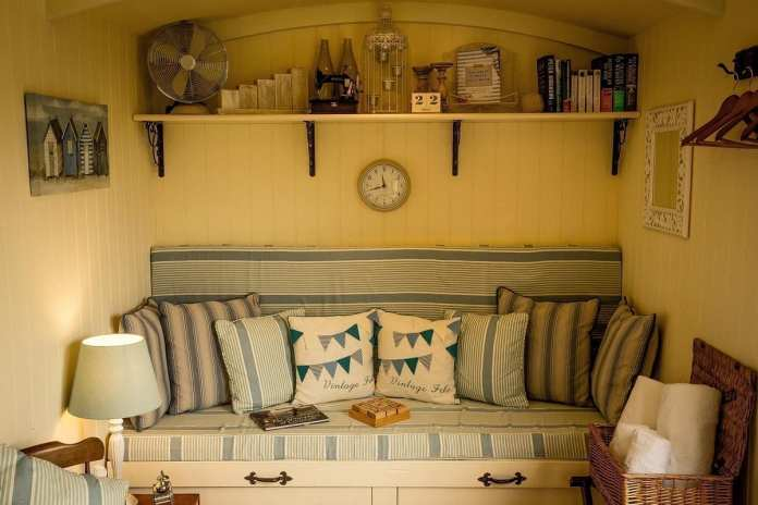 Shepherds Hut Sofa