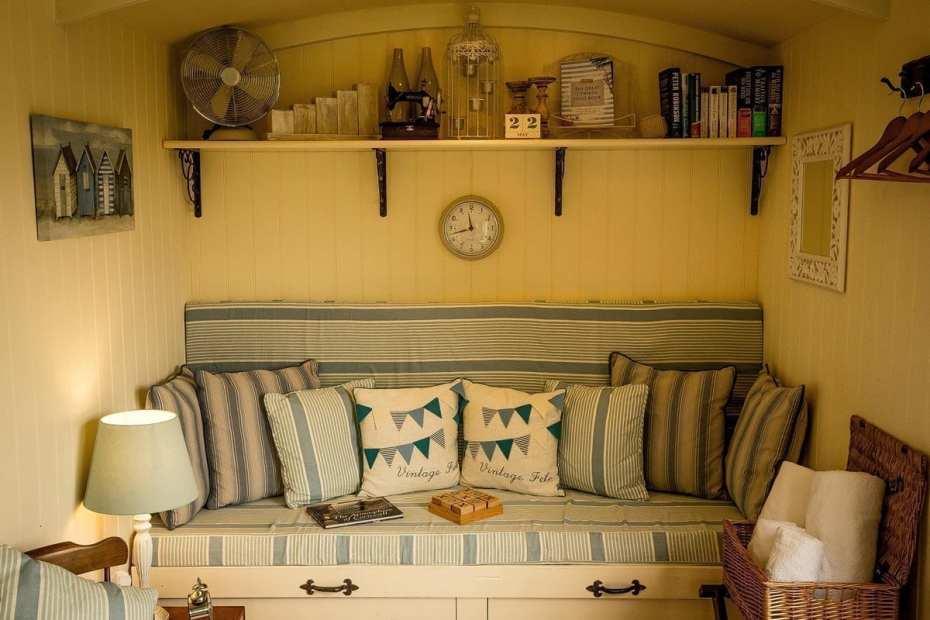 Shepherds Hut Sofa