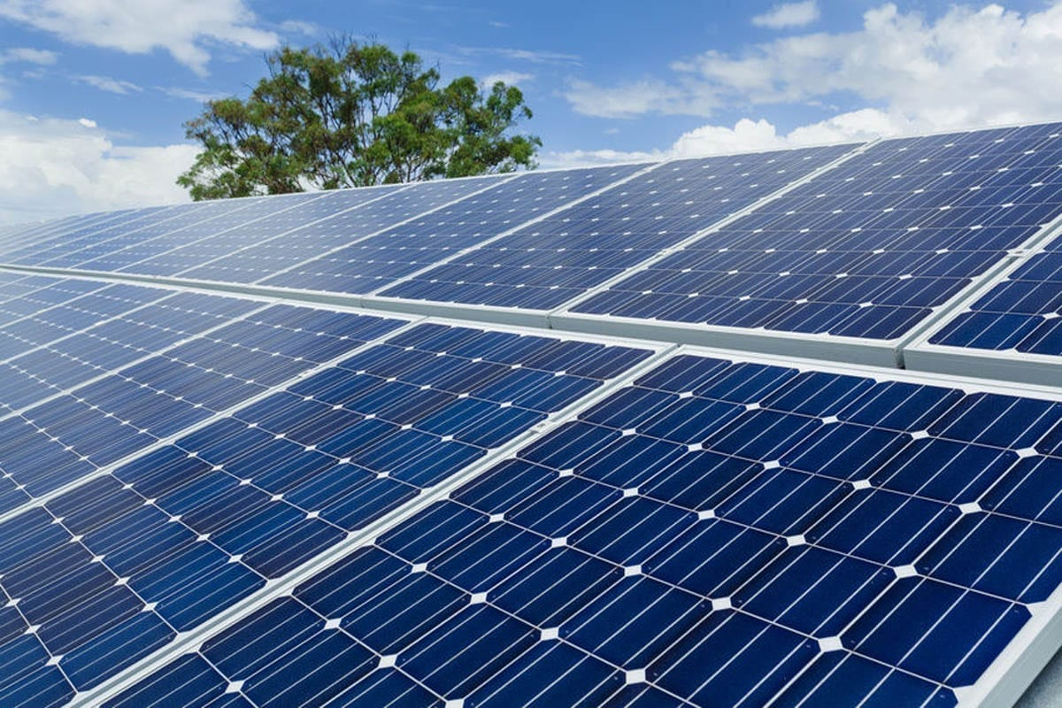 Solar power becoming an increasingly important part of 21st century life.