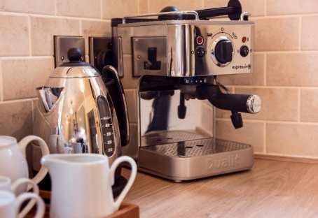 Turn-a-Penny Cottage Coffee Machine
