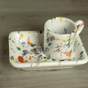 set-caffè-personalizzato-ceramica-astratto-colorato
