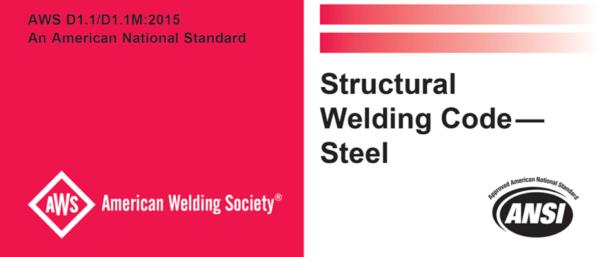 imagem do Curso AWS D1.1 - Código estrutural de Soldagem para aço