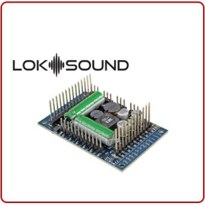 Loksound decoders