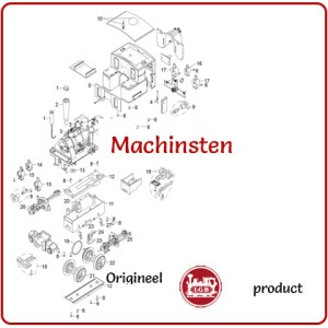 Machinsten