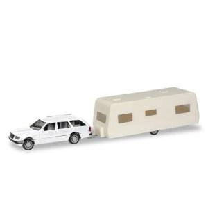 Afbeelding product Mercedes-Benz-E-caravan