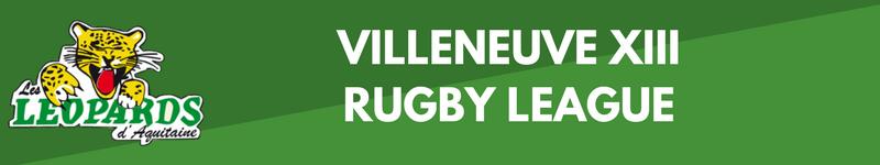 Bandeau Villeneuve RL