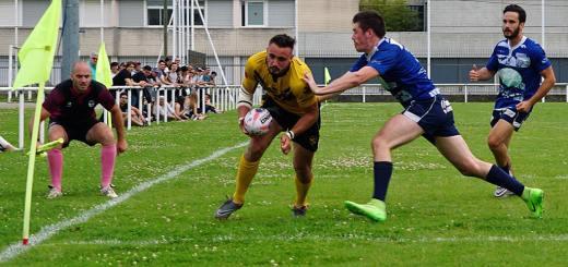 Vincent Albert AS Carcassonne vs Toulouse