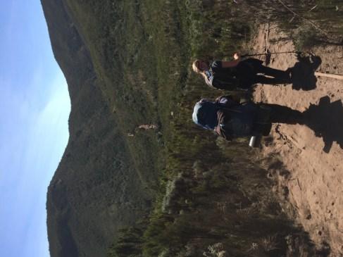 The Dusty Trail ahead