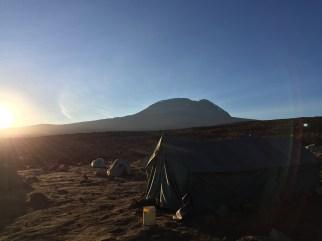 Good morning Kilimanjaro!