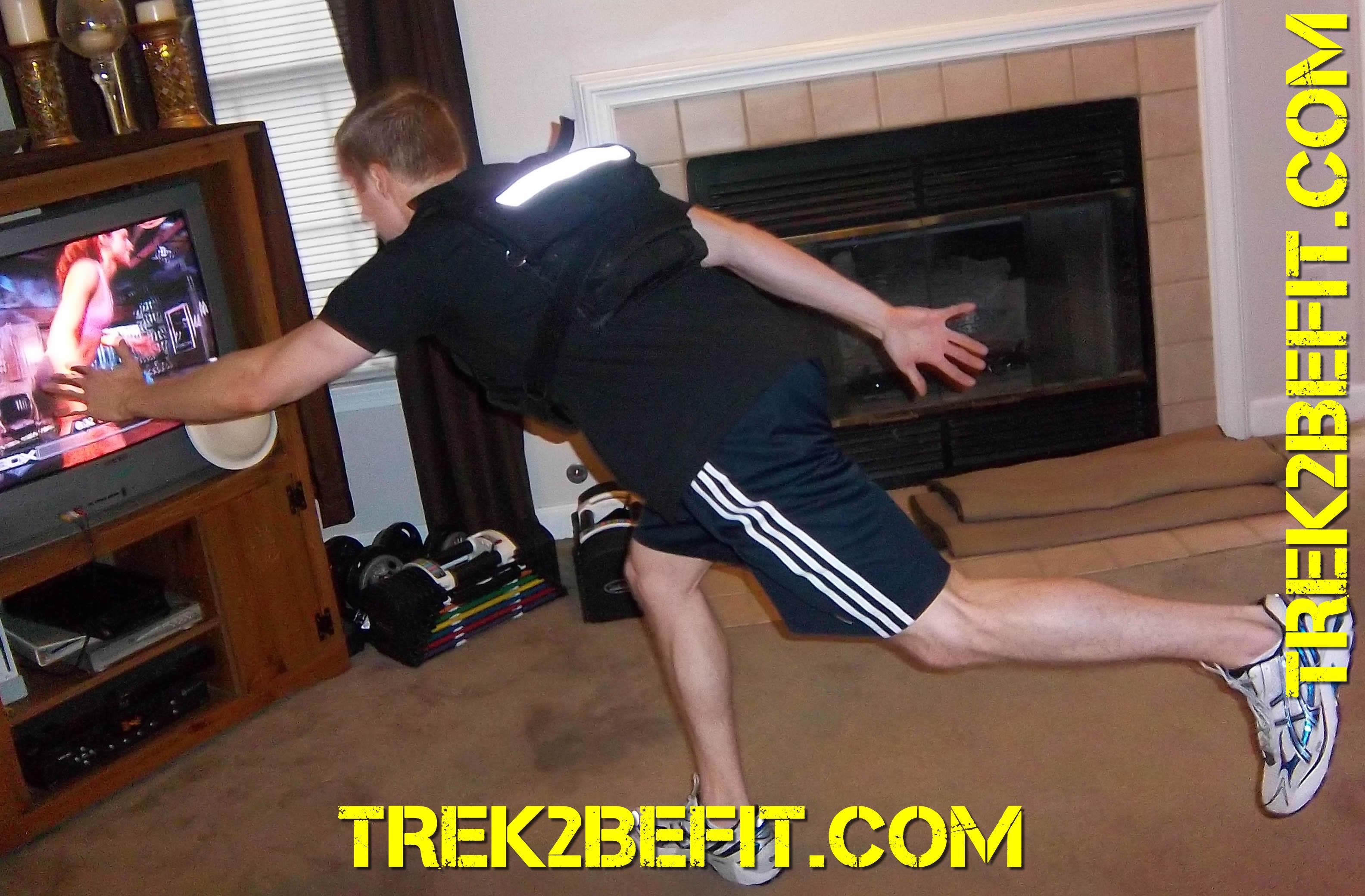 P90x Legs And Back Trek2befit