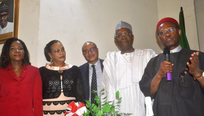 Photos: 42nd CVL Leader without title in Honour of Gen Theophilus .Y Danjuma (rtd) at 80th birthday held at NIIA in Lagos