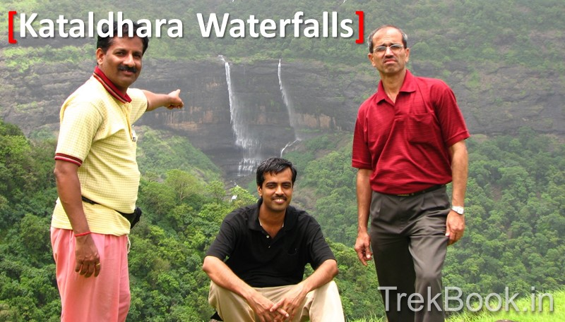 Kataldhara Waterfalls lonavala