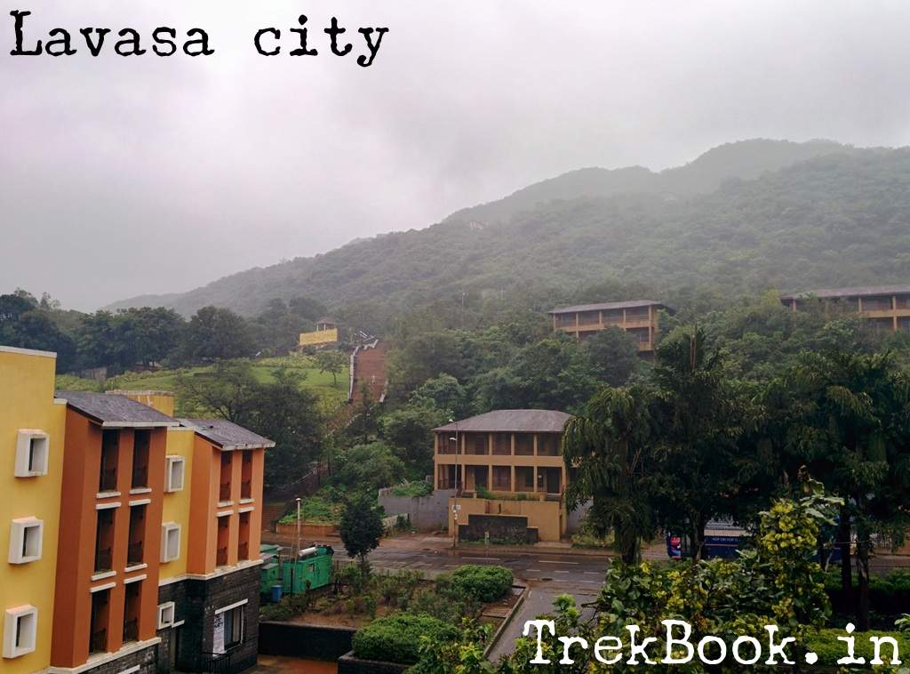 greenery around lavasa