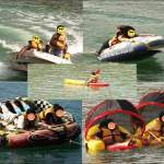 Adventure camp at Panshet [Stay, Food, Water Sports, Wonderful Nature]