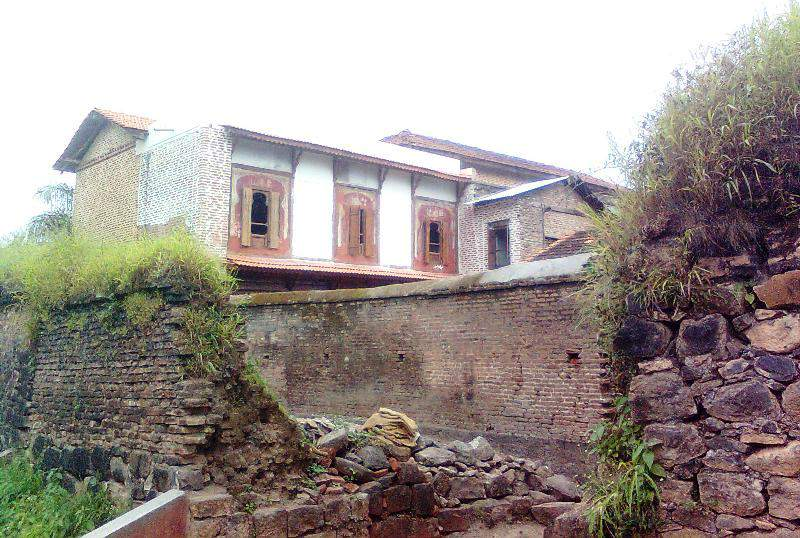 Nana phadnavis wada menavali remains