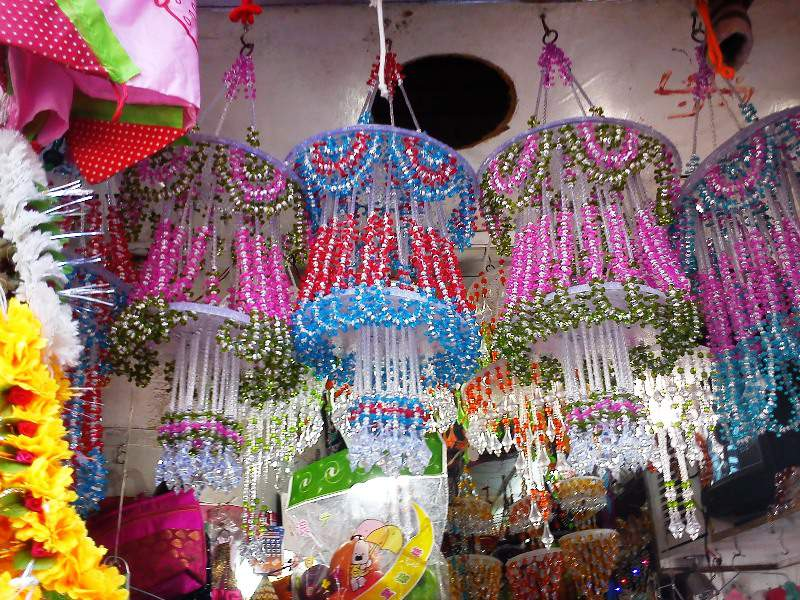 Tulsi baug ladies shopping market Pune shop till you drop