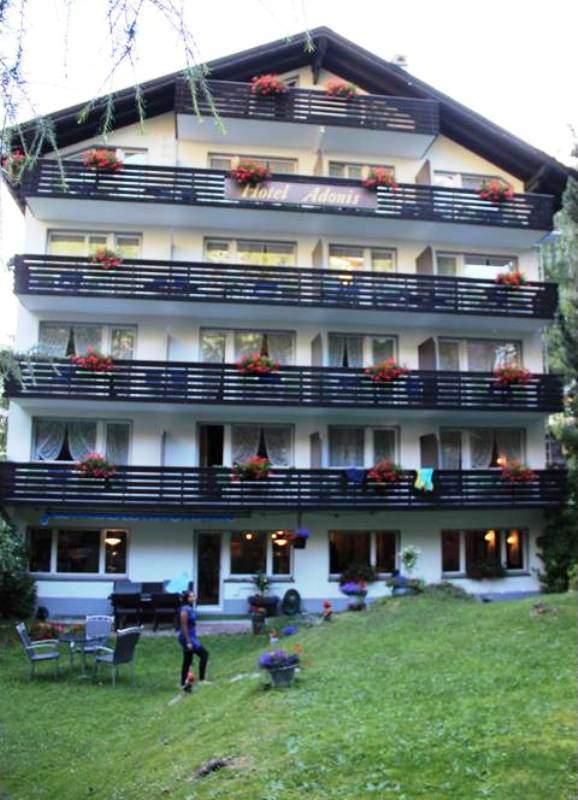 Hotel Adonis Zermatt Switzerland