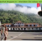 Switzerland 14 – Golden Pass – Interlaken to Montreux