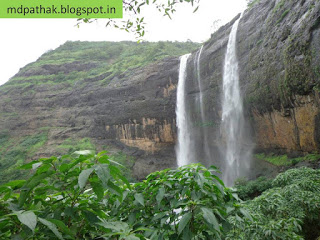 awesome kataldhar waterfall