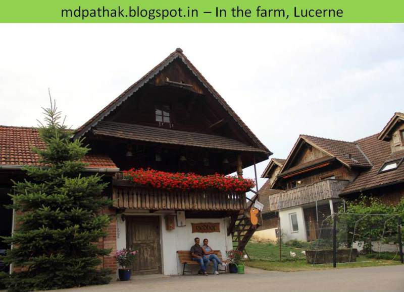 lucerne traditional farmhouse