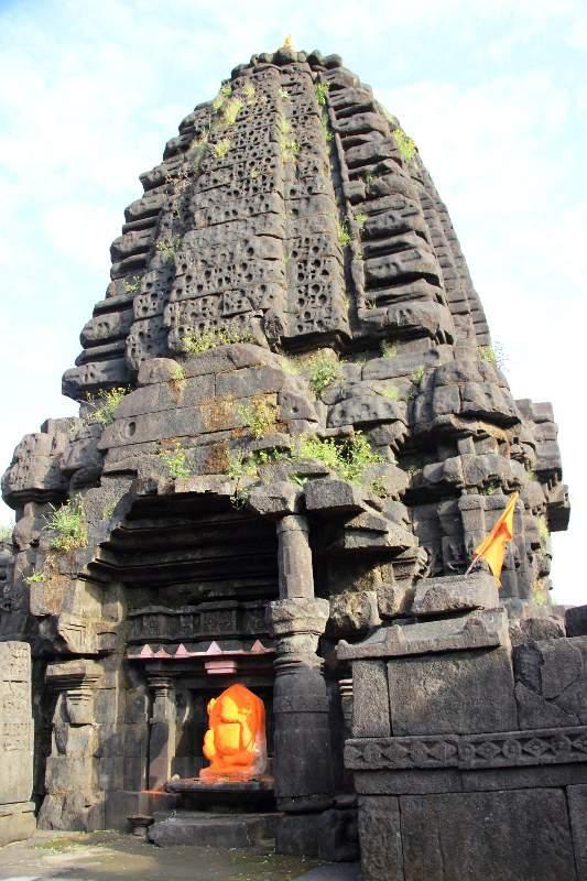 Ganesh temple harishchandragad