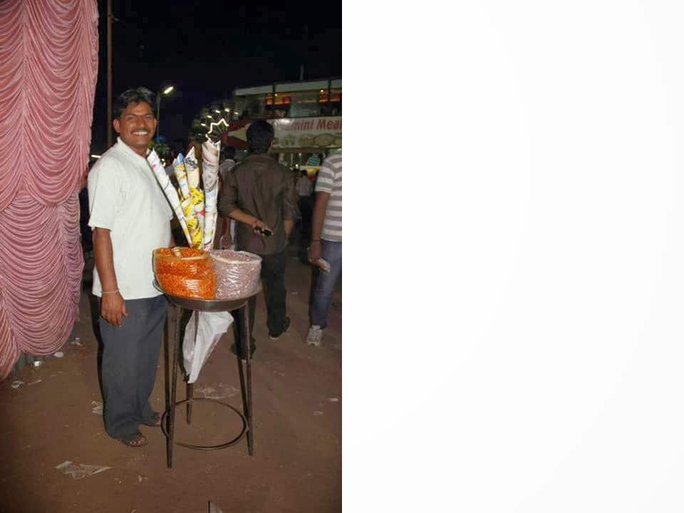seller PavanaThadi Jatra
