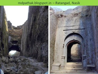 Tryambak Darwaza fort ratangad