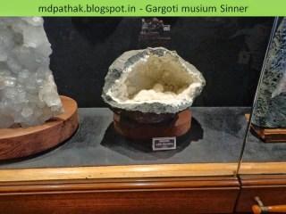 okenite with gyrolite - Malad, Maharashtra