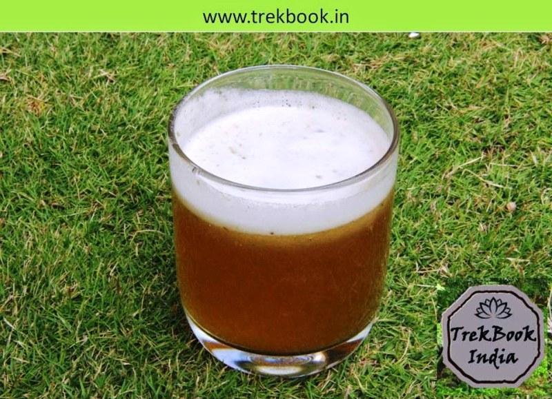 Kacchya Kairiche Panhe कच्च्या कैरीचे पन्हे (Unripe Raw Mango Juice for Summer season)
