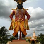 Tallest Vitthal Murti at Pandharpur ! [New attraction added recently]