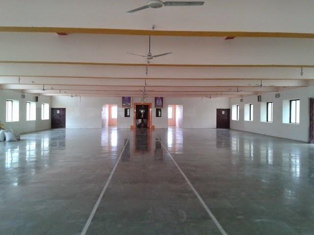 sabha mandap at pandharpur