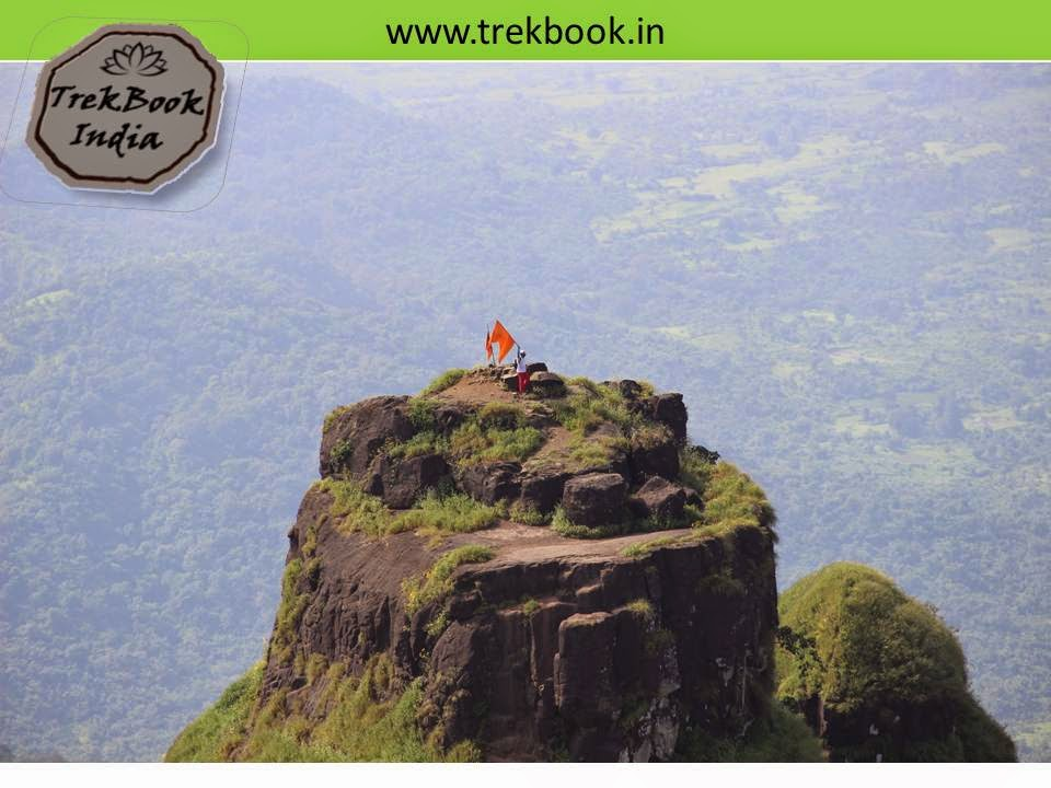 kalavantin durg view from prabalgad top